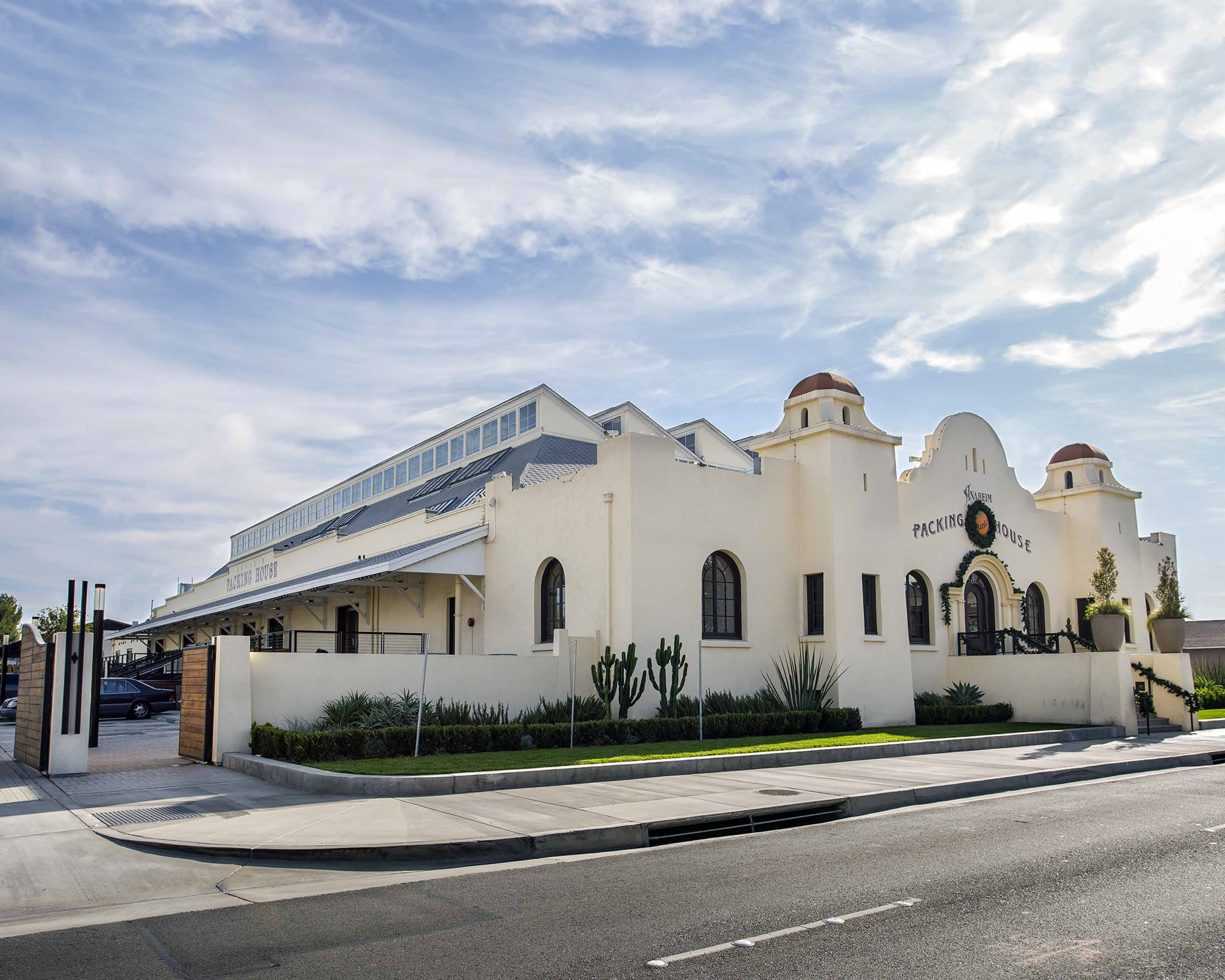 Anaheim Packing House Historical Renovation
